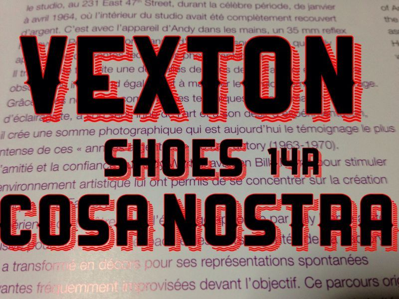 VEXTON SHOES